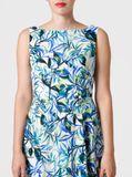 Šaty tropic ľanové