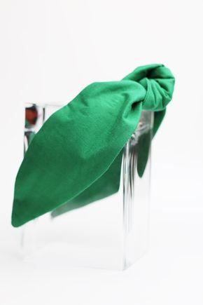 Čelenka zelená tenšia