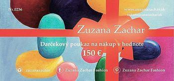 Darčeková poukážka 150€