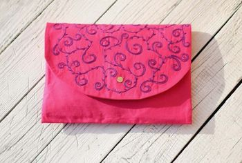 Kabelka Pink Violet
