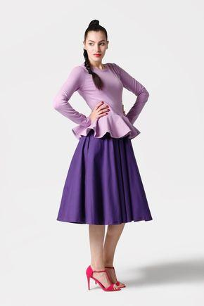 Komplet sukňa a top