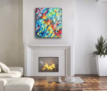 Obraz Abstract Energy