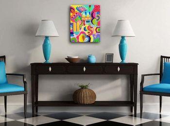 Obraz Abstract Pop 1