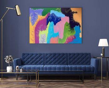 Obraz Color fusion