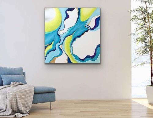 Obraz Flow