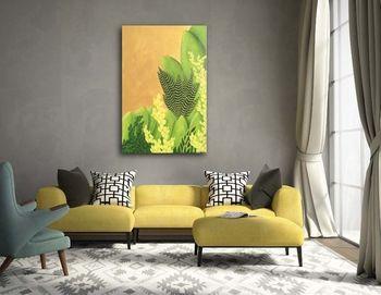 Obraz Gold Garden