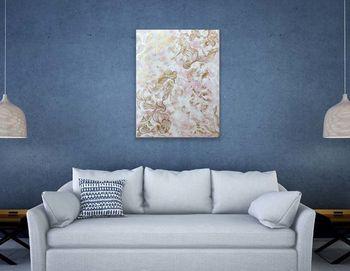 Obraz Pink Gold