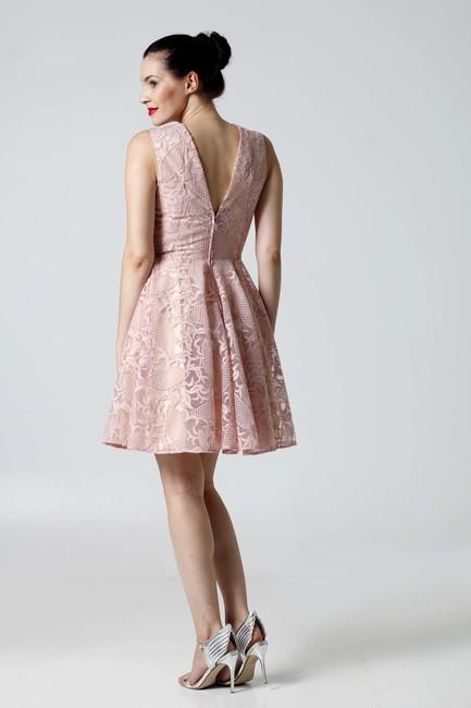 Šaty krajkové ružové - Zuzana Zachar a6e96d1f518